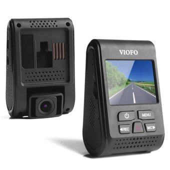 VIOFO A119 1440P 160 Degree Wide Angle Car DVR - Black - intl