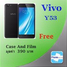 ต้องการขาย Vivo Y53 16GB - ฺ(Black) - ประกันศูนย์ ฟรี ของแถม