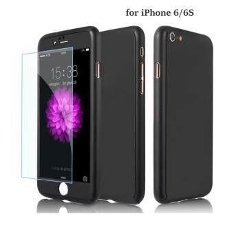 VORSON 360 Degree Protection เคสประกบ ของแท้ สีดำ สำหรับ iPhone 6 / 6s (ฺฺBlack)
