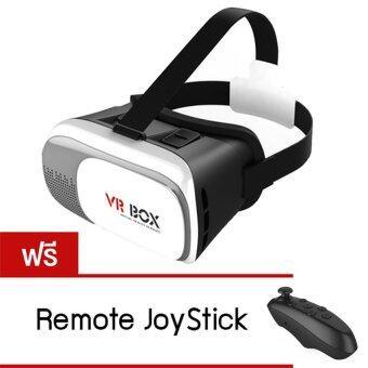 VR BOX เจน 2 กล่อง VR แว่น VR สำหรับโทรศัพท์มือถือ 4 นิ้ว - 6 นิ้วblack ...