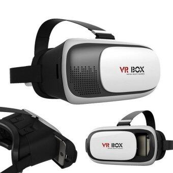 "Harga VR Box Virtual Reality Glasses for 4.7"" - 6.0"" Smart Phone(Version2)"
