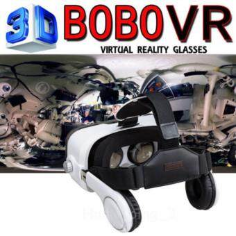 VR Box Z4 BOBOVR 120° Degrees FOV 3D VR Virtual Reality Headset 3D\nMovie Video Game Private Theater with Built-In Headphone - intl