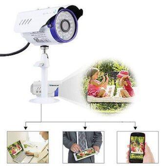 VSTARCAM กล้องวงจรปิด C7815WIP IP Camera 720p 1.0MP Outdoor เคสกันน้ำ
