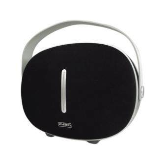 W-King T8 ลำโพงบลูทูธ Super Bass ฺBluetooth Speaker สีดำ