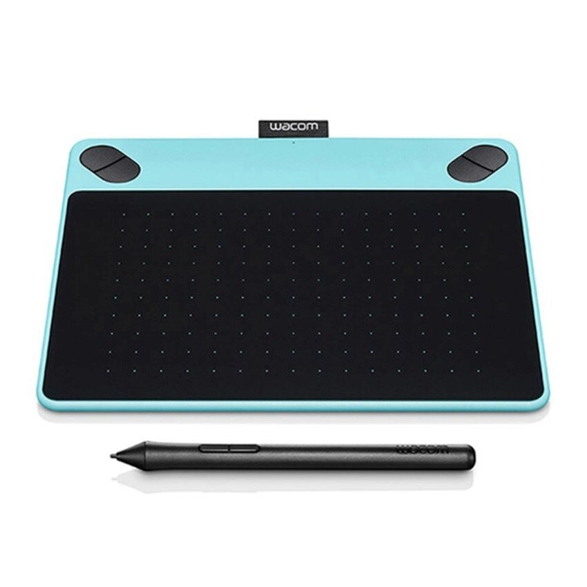 Wacom Intuos Draw Small CTL-490 Blue - intl