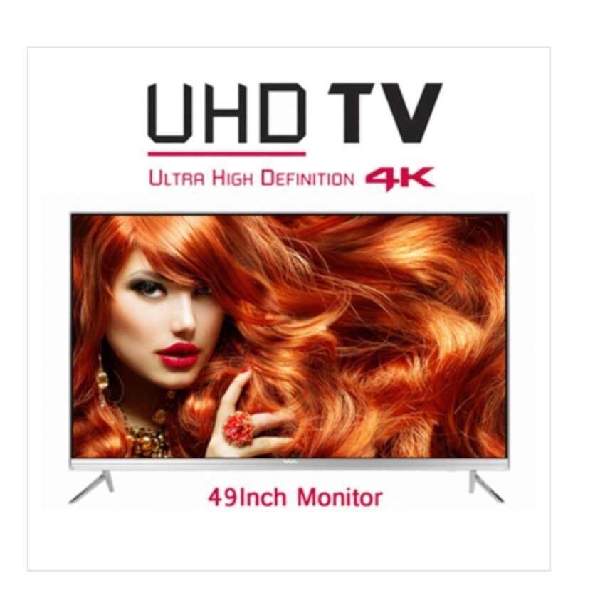 [WASANI MANGO] ZEN U490 UHDTV Slim and Light / 16: 9 WIDE 49Type / 110W UHD TV - intl