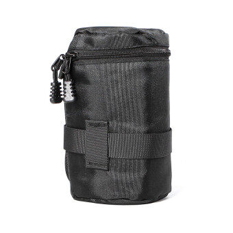 Waterproof 8.5X15 Soft Neoprene Camera Lens Pouch Case Bag Cover
