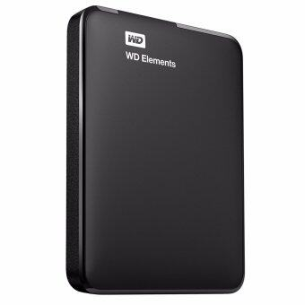 เปรียบเทียบราคา WD Elements 1TB USB 3.0 External Hard Drive - WDBUZG0010BBK