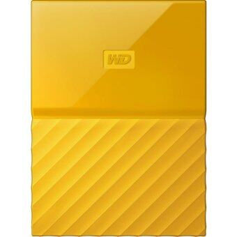 จัดโปรโมชั่น WD HDD Ext 1TB My Passport (NEW) 2.5 USB3.0 Yellow