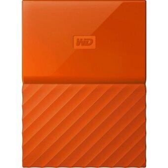 WD HDD Ext 2TB My Passport (NEW) 2.5 USB3.0 Orange