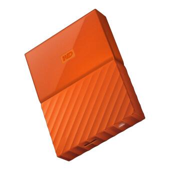 WD My Passport 2017 2TB (Orange) (WDBYFT0020BOR-WESN)