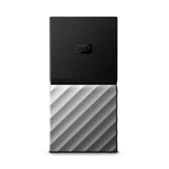 WD My Passport 512GB SSD USB Type-C, USB 3.0 External SSD(WDBK3E5120PSL)