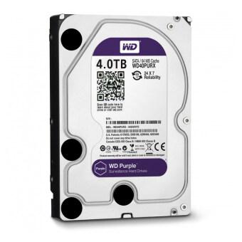 รีวิวพันทิป WD Purple SATA 4.0 TB7200RPM64 MB (CCTV Harddisk)