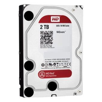 WD Red 3.5 NAS Hard Drives - 2TB (WD20EFRX)