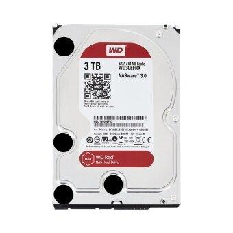 WD Red ฮาร์ดดิส 3.5\ NAS Hard Drives SATA III 64MB - HDD 3TB (WD30EFRX)