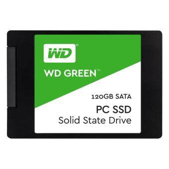 WD SSD Green 120 GB R540MB/s W405MB/s