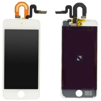 White LCD Display Digitizer Touch Screen Assembly For iPod Touch 55th Gen - intl