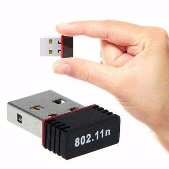 ตัวรับสัญญาณ WiFi เพื่อเชื่อมต่อกับอินเตอร์เน็ต Mini