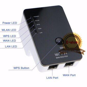 Wifi Repeater mini wireless-N