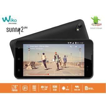 Wiko Sunny 2 Plus สมาร์ทโฟน Android Nougat หน้าจอ 5 นิ้ว
