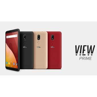 """Wiko View Prime - 4G / วีโกจอ 5.7"""" HD+/กล้องหน้าคู่ 20MP+8MP / กล้องหลัง 16 MP / RAM 4 GB / ROM 64 GB/Snapdragon 430 CPU/ประกันศูนย์"""