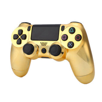 Wired Game Controller For Sony PS4 PlayStation 4 Joystick Gamepads Gold - intl