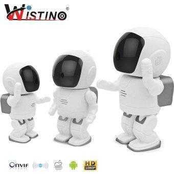 Wistino 960P Robot IP Camera WIFI Baby Monitor 1.3MP Wireless CCTV Audio PTZ IR Night Vision Remote Home Smart Monitoring