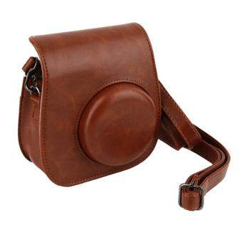 WOLFGANG Instant Camera Leather Case Bag for Polaroid Photo Camera Leather Case Bag