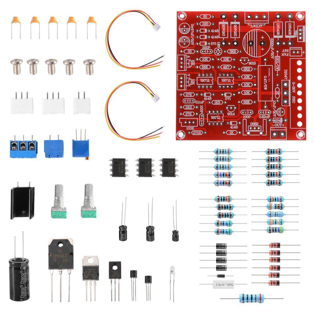 Xcsource 0 30v Adjustable Dc Regulated Power Supply Diy Kit Circuit Diagram Of Shortcircuit Protect Te688 Intl
