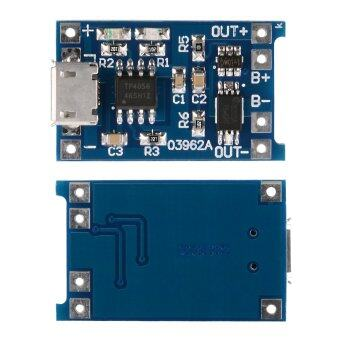 XCSource 5x 5V Micro USB 1A TP4056 Lithium Battery Power ChargerBoard Module