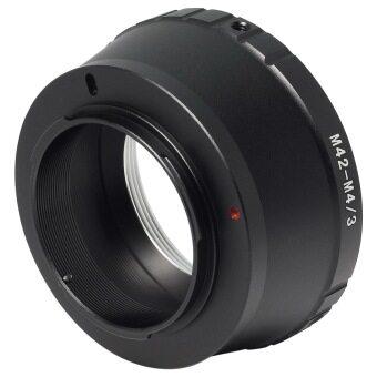 XCSource อะเดปเตอร์ริง สำหรับ M42 Mount Lens to Micro M4/3Panasonic G3 GH2 GF2 GF3 GF7 (image 2)