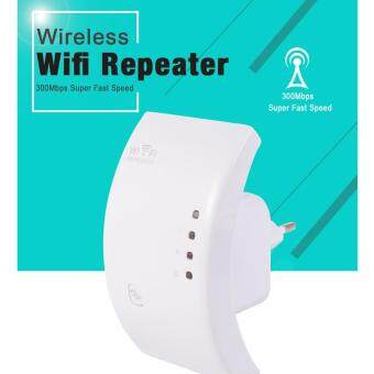 XCSOURCE เครื่องขยายสัญญาณ wifi 300Mbps WIFI Router Wireless-NRepeater Amplifier Booster WLAN 802.11N Network