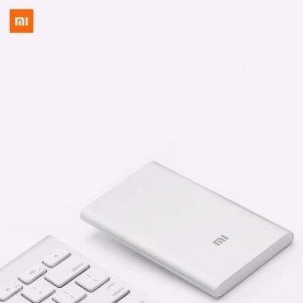 Xiaomi แบตสำรอง Power Bank 10000 mAh รุ่น PLM02ZM (Silver) (image 4)