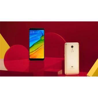 Xiaomi Redmi 5 Gold 2GB 16GB 5.7 inch full Display Snapdragon 450 Octa Core 12.0MP Camera 3300mAh Metal Body Global Version (มีภาษาไทย)