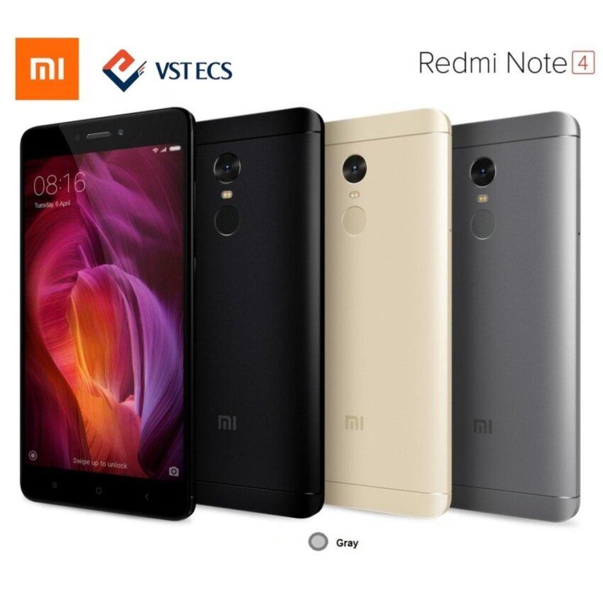 Xiaomi Redmi Note 4 Global Version (4/64GB) (ประกัน VST ECS 1ปี)