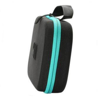 Xiaomi Yi Action Camera Storage Bag(Black & Green) - 2