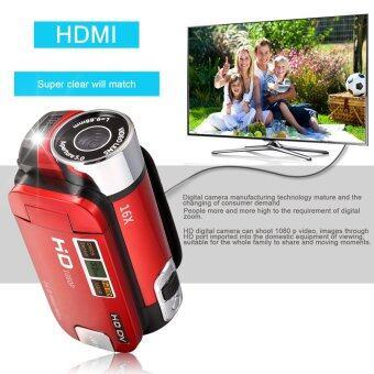 Yika 16MP Full HD 1080P Digital Video Camcorder Camera DV (Black) (image 3)