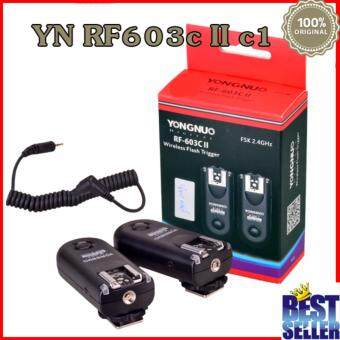 YongNuo RF-603II C1 Flash Trigger for Canon