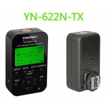 YongNuo YN-622N TX Flash Trigger for Nikon - Black