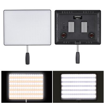 YONGNUO YN600 Air 3200K-5500K Bi-Color Temperature Video LightPhotography Light Slim & Light Design Adjustable BrightnessStudio Lighting - intl