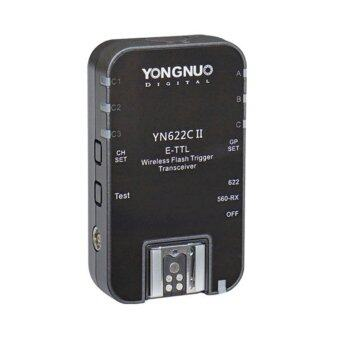 Yongnuo YN622C II Wireless TTL HSS 1/8000S Flash Trigger For Canon EOS - intl