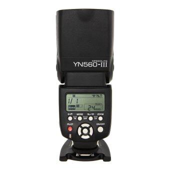 YongNuo แฟลช YONGNUO YN-560III Camera Flash Light (Black) ไม่รวม battery 5600K Color Temperature