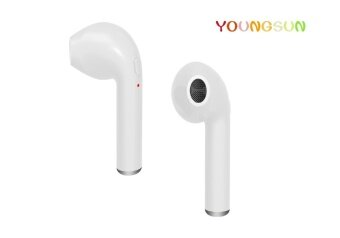 YOUNGSUN Bluetooth Earbuds V4.1 Wireless Mini Stereo Earphone forIphone - intl