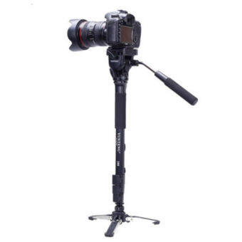 Yunteng VCT-288 Camera Monopod Tripod with Fluid Video Pan Head & Unipod Holder