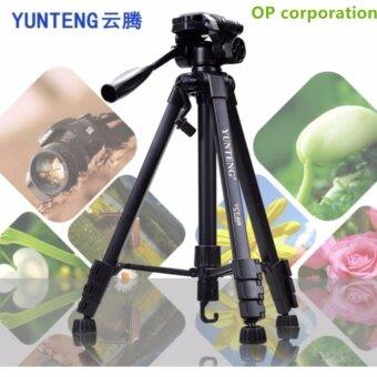 YUNTENG VCT-668 ขาตั้งกล้อง ขาตั้งมือถือ 3ขาtripod for camera DV Professional Photographic equipment Gimbal Head new - intl