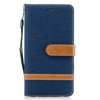 Zoeirc Protective Stand Wallet Purse Credit Card ID HoldersMagnetic Flip Folio TPU Soft Bumper PU Leather