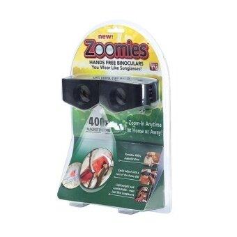 Zoomies Hands Free Binocular You Wear Like Sunglasses! - intl