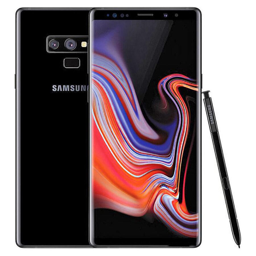 สำหรับ Samsung Galaxy Note 9 N960U 6GB 128GB โทรศัพท์มือถือ 6.4 Snapdragon 845 4G NFC โทรศัพท์