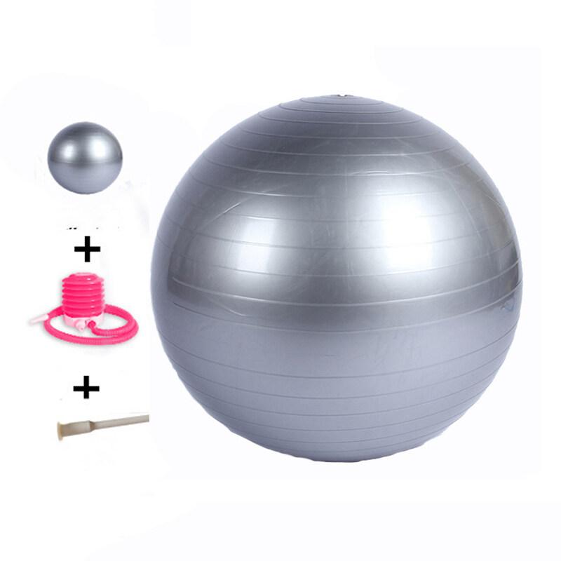 QIAOYUE 25/75 ซม. เซนติเมตร ลูกบอลโยคะ บอลมินิการออกกำลังกายการออกกำลังกายบอลยิมฟิตเนสพิลาทิสการฝึกอบรมบอล Sports fat burning Yoga ยิมบอล Pilates Ball Yoga Ball