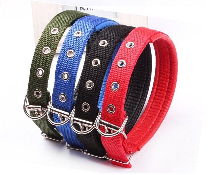 ปลอกคอสุนัขพันธุ์ใหญ่และพันธุ์เล็ก Big or Small Dog collars ใส่สบาย สวยงาม